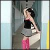 Lilyan - FOTM - Pink Boots